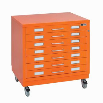 BF line - 5/7 drawers - Melamine top